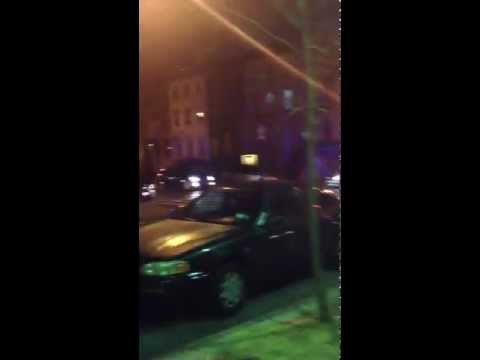 #NYPD hunting unarmed kids in Crown Heights Brooklyn.