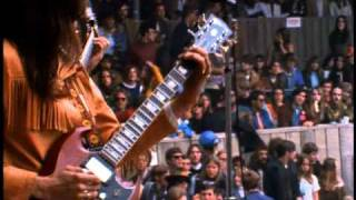 Quicksilver Messenger Service: Dino's Song (live), Monterey Pop 1967