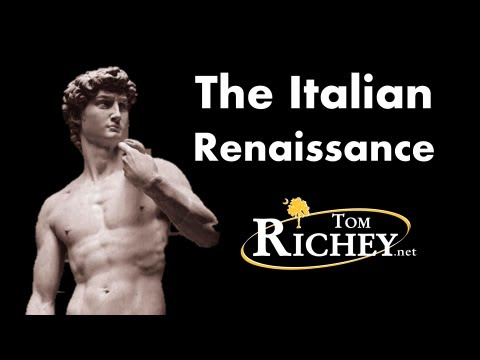 The Italian Renaissance (AP Euro Review)