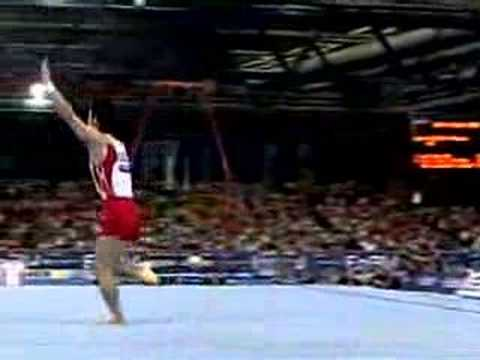 Stuttgart 2007 - Event Finals (Day One) 1/6