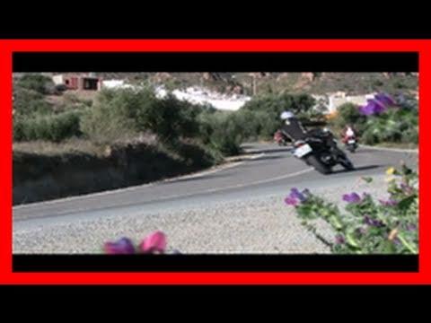 BMW Motorrad Test Camp Almeria 2011