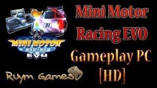 Mini Motor Racing EVO - Gameplay PC [HD]