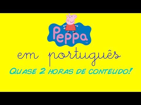 Peppa Pig - Dublado em Português Brasileiro - 2 horas de vídeo
