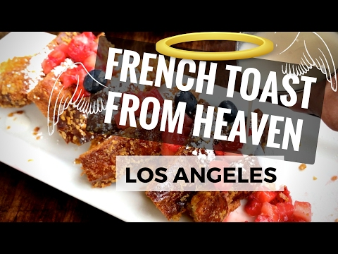 Must try breakfast in LA
