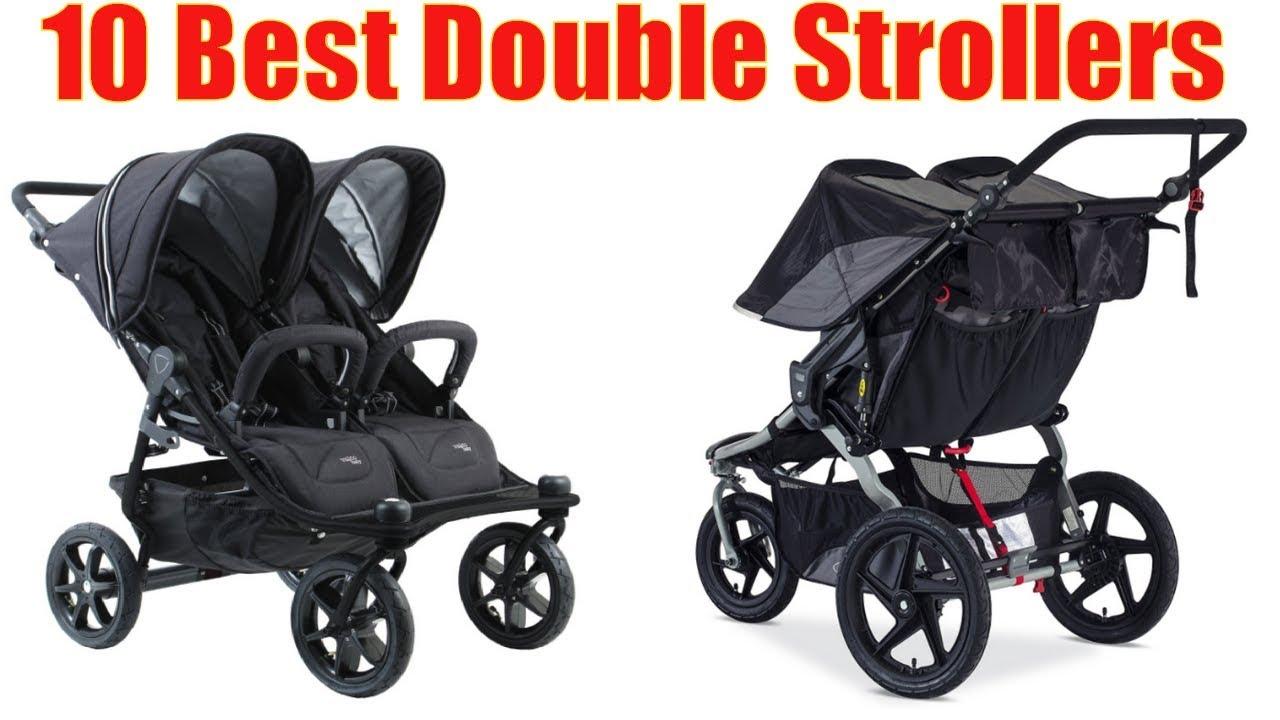 10 Best Double Strollers 2017   Best Double Strollers 2017 #BestDoubleStrollers