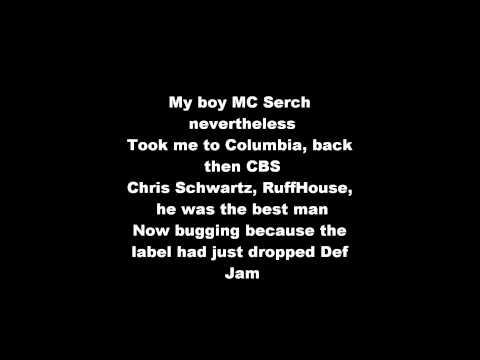 Nas - Surviving The Times (HD & Lyrics On Screen)