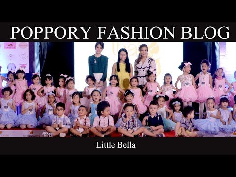 [FASHION SHOW] Little Bella | 220717 | VDO BY POPPORY
