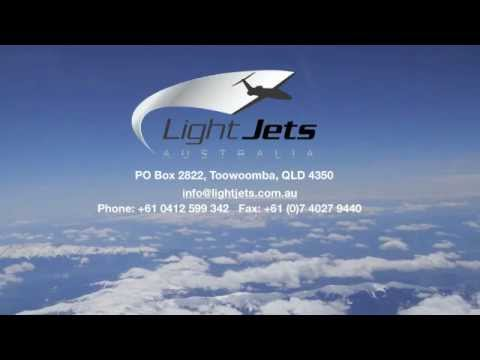 LIGHT JETS AUSTRALIA Corporate and Private Jet Charter CESSNA CITATION JET Founder Mark Peart