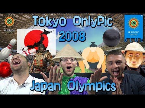 JAPAN OLYMPICS / Tokyo OnlyPic 2008 (Blue)