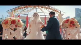 Коралловая свадьба - яркая и нежная одновременно!