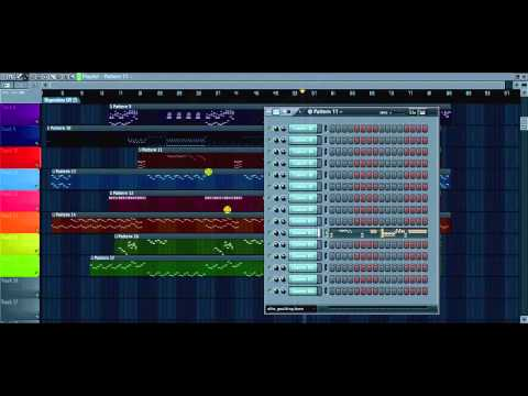 Full Remake - Ellie goulding - burn Flp by DJtraketo™ Free Flp