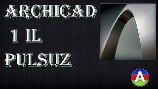 ARCHICAD-AZ.DERS_002_1-IL PULSUZ iSTEFADE _ by_Ayxan Nagiyev