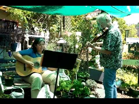 Music from the cottage garden