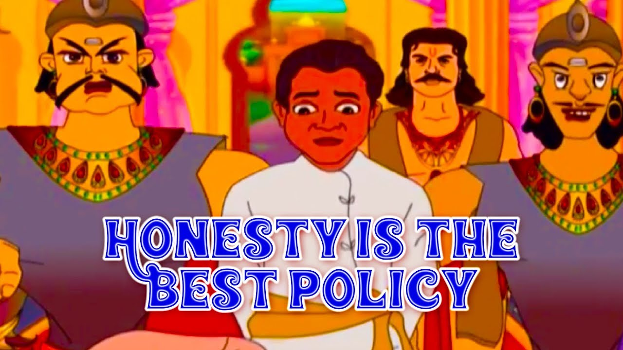 Honesty Is The Best Policy - Bedtime Stories | Moral Stories For Kids |  Grandma Stories | Story