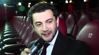 L'Oriana - Intervista a Vinicio Marchioni