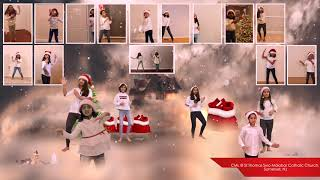 CML Nativity Dance - 2020 Christmas @ St.Thomas Syro Malabar Catholic Church, Somerset, NJ