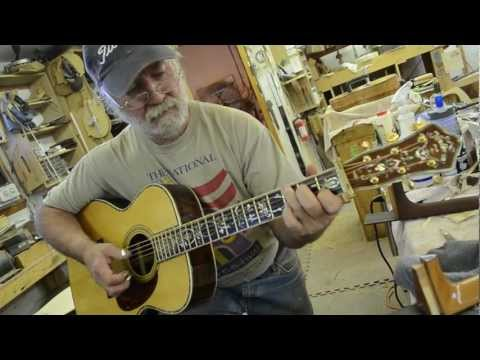 Wayne Henderson: Legendary Musician and Guitar Maker