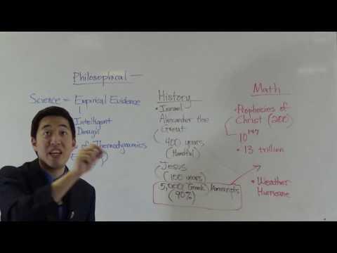 HUGE GOD PROOFS! History, Math, Science, Philosophy | Dr. Gene Kim