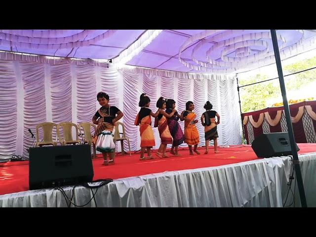 Phatai khaili Bela Sambalpuri folk dance performance