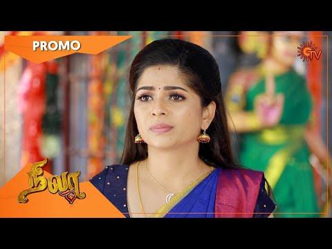 Nila - Promo   19 April 2021   Sun TV Serial   Tamil Serial