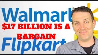 WALMART STOCK ANALYSIS AND FLIPKART ACQUISITION