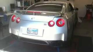 507 foot pounds of torque GTR