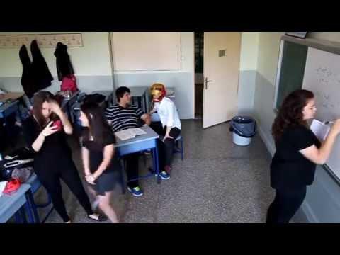 Bursa Anadolu Lisesi 12/C '15