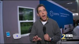 Ooma phone service now offering home security system