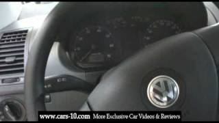 2009 VW Polo Interior Review Video