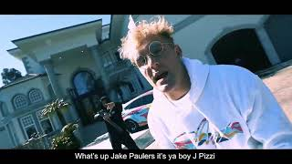JAKE PAUL YOU WONT OFFICIAL SONG FT AT3 (official music video)
