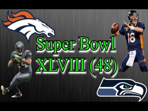 Super Bowl 48 Predictions (Denver Broncos vs. Seattle Seahawks) - 2013-14 NFL Picks