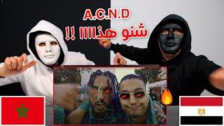 Dollypran - A.C.N.D ft Smallx / Egyptian Reaction 🇲🇦