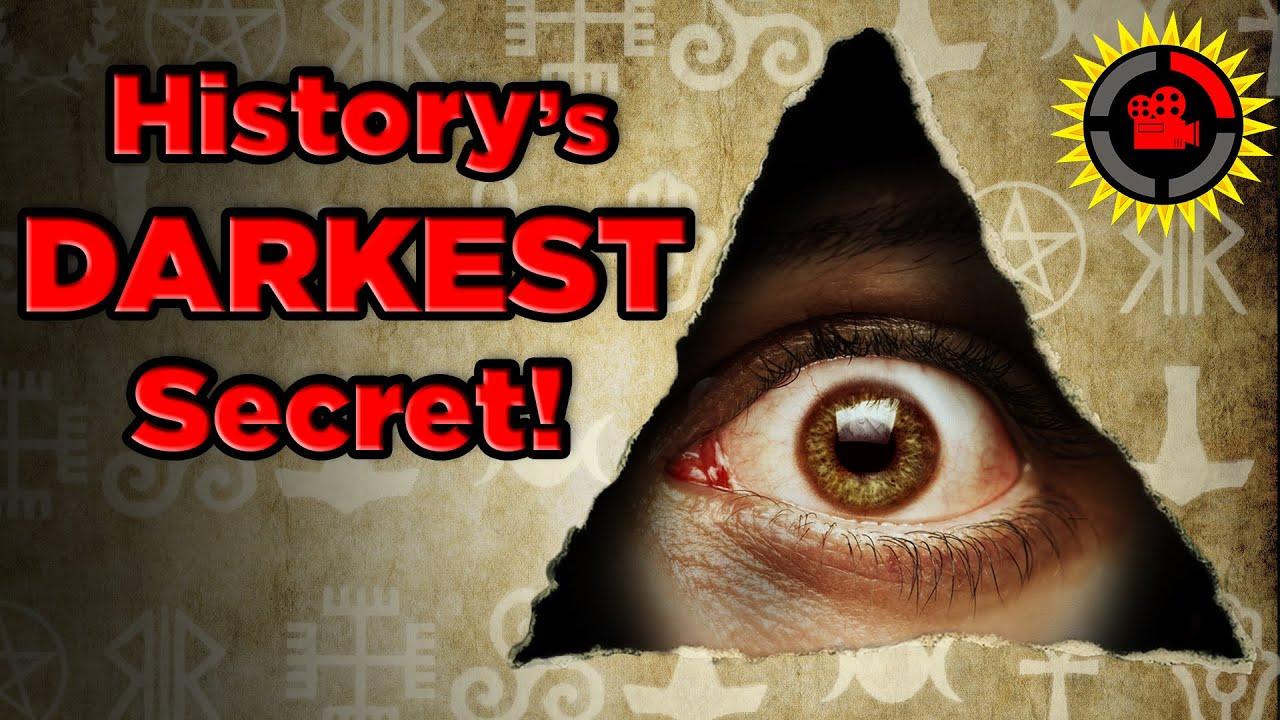 Film Theory: Decoding History's DARKEST Mystery! (The Lost Symbol)