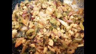 Recipe of Chicken Bitter Gourd/Chicken Kerala|Quick and Easy Recipe!