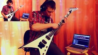 Bullet For My Valentine - Your Betrayal Guitar Cover