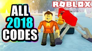 ALL CODES in SNOW SHOVELING SIMULATOR! *WORKING CODES in 2018*