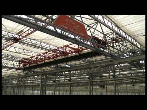 Bosman Van Zaal Overhead Container Systeem Floricultura Pacific 2011