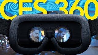 CES 2017 в 360°  👁👁 (#1)