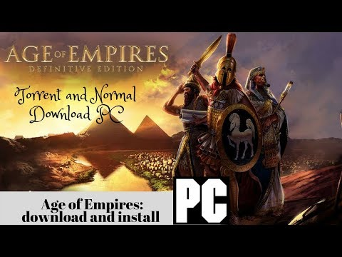 Age Of Empires: Definitive Edition Download And Install PC