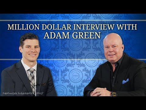 Million Dollar Interview with Adam Green