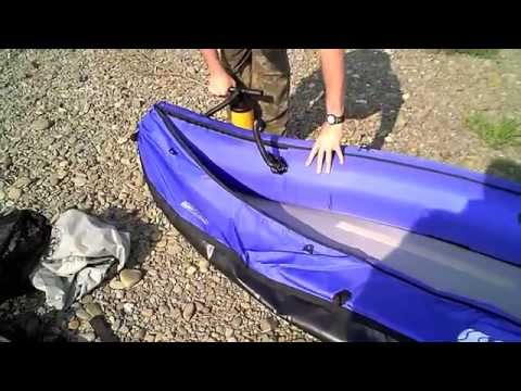 Sevylor Colorado Inflatable Canoe Review - Part 1
