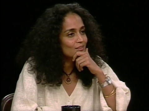 Salman Rushdie and Arundhati Roy interview on Charlie Rose (1997)