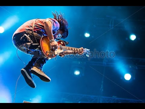 Slash Pinkpop 2015 Full Concert HD