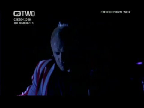 The Prodigy - Voodoo People (Live on MTV 2 Oxegen 08')