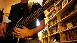 Yakety Yak - The Coasters [Bass Cover]