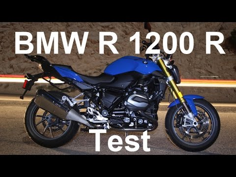 bmw r1200r test motorcycletv review youtube. Black Bedroom Furniture Sets. Home Design Ideas