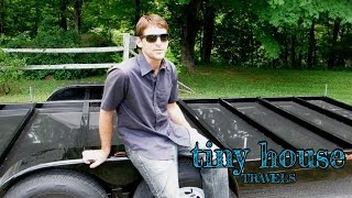Starting Our Build | 18ft Tiny House On Wheels {tiny House Travels: Ep. 1}