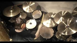 Radiohead - Paranoid Android (Drum Cover)