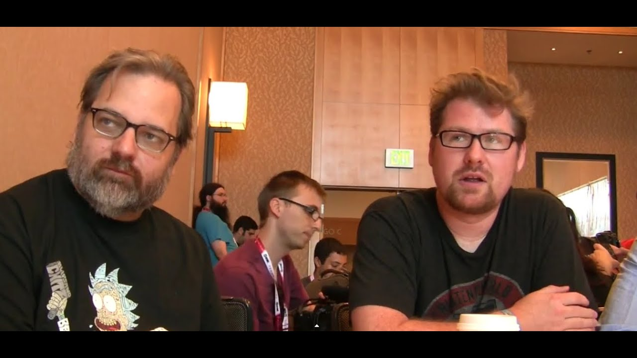 justin roiland interview