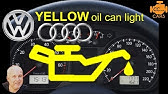 How to replace Oil pressure switch in vw Tiguan - YouTube